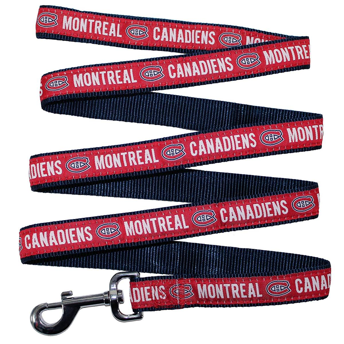 0580a8a65 Pets First Nhl Montreal Canadiens Leash For Dogs   Cats
