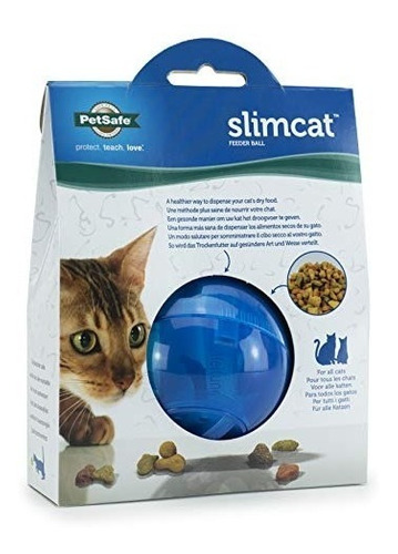 petsafe slimcat juguete alimentador para gato entrenador u s