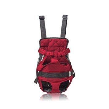 pettom frente gato cão mochila de viagem, saco de portador