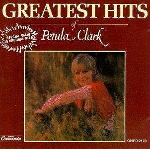 petula clark - greatest hits of petula clark - cd