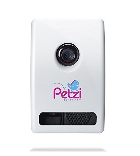 petzi treat cam: dispensador de cámara y tratamiento para ma