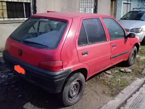 peugeot 106 xn - sedan 5 puertas