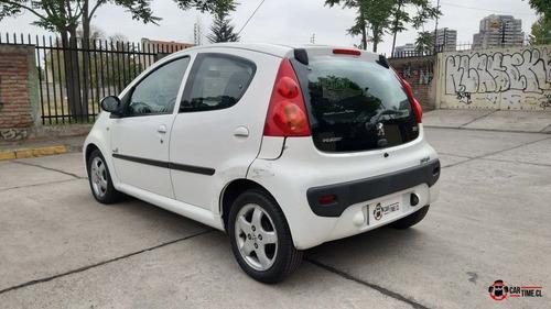 peugeot 107 limited 5p mt 1.0 ac 2012