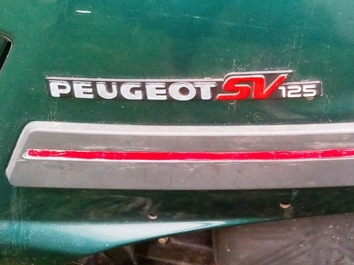 peugeot 125 scooter