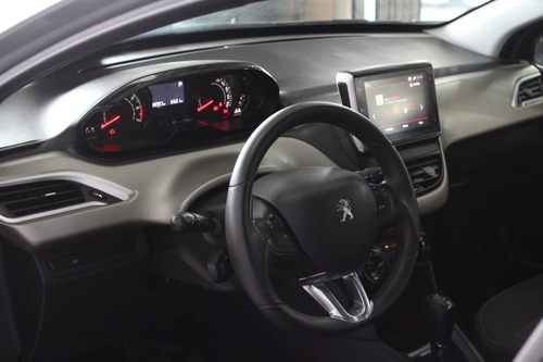 peugeot 2008 1.6 16v allure flex aut. 5p