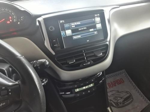 peugeot 2008 1.6 16v flex allure 4p manual sem entrada uber