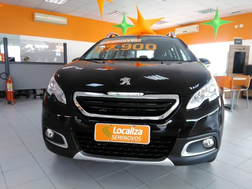 peugeot 2008 1.6 16v flex allure business 4p automático