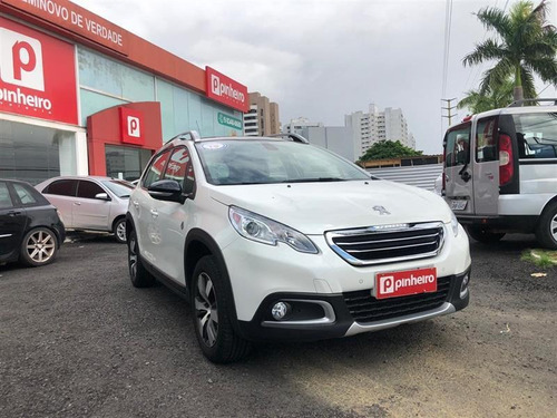 peugeot 2008 1.6 16v flex crossway 4p automático 2018/2019