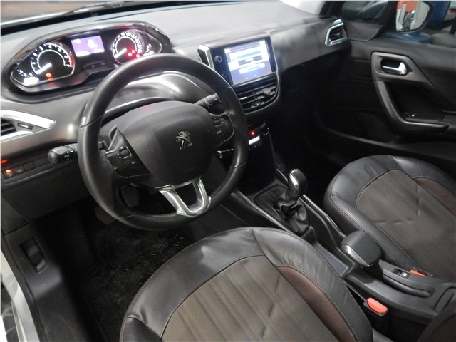 Peugeot 2008 1 6 16v Flex Griffe 4p Manual