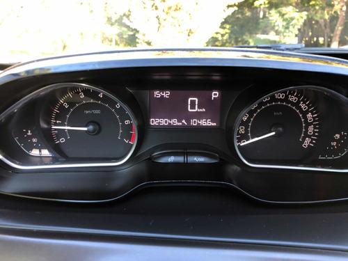 peugeot 2008 1.6 16v griffe flex aut. 5p - 2016/2017