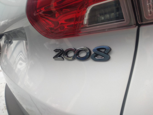 peugeot 2008 1.6 allure 1.6 115cv 0km entrega inmediata