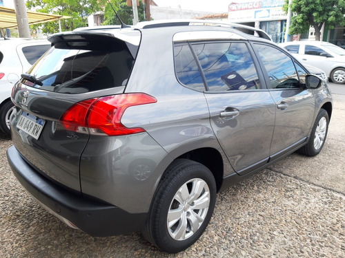 peugeot 2008 1.6 allure 2016 unica mano impecable¡¡¡¡¡