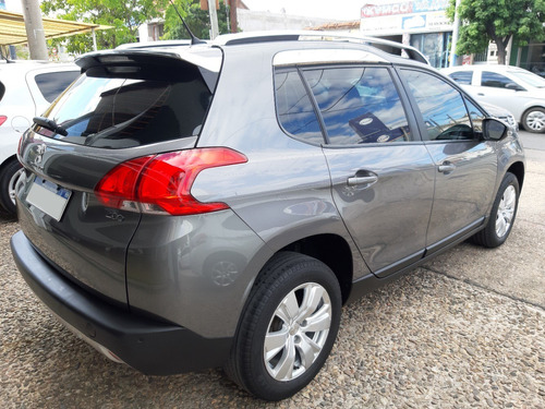 peugeot 2008 1.6 allure 2016 unica mano impecable