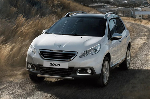 peugeot 2008 1.6 allure am20 nw