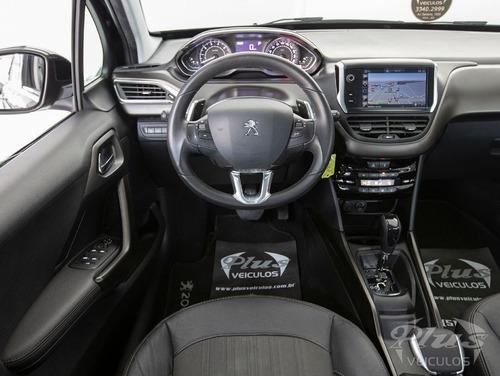 peugeot 2008 1.6 griffe aut