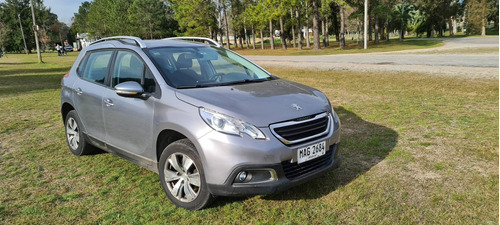 peugeot 2008 act 1.2e - full manual -  impecable - no permut