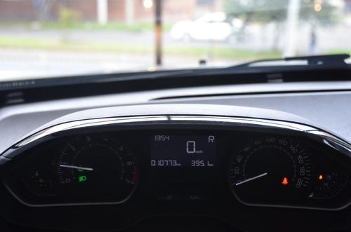 peugeot 2008 active 1.6 automatica 4x2