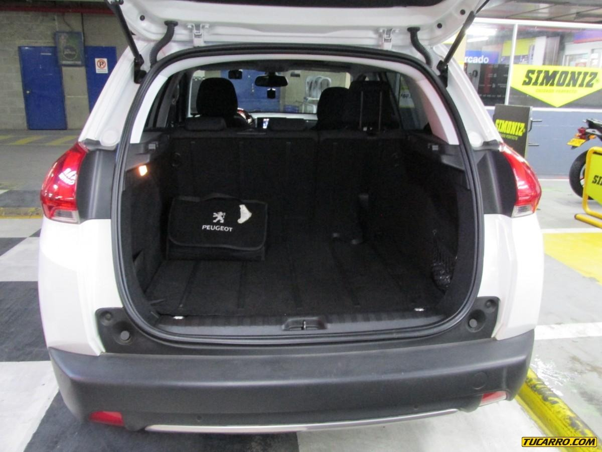 peugeot 2008 active pack 1 6 en tucarro. Black Bedroom Furniture Sets. Home Design Ideas