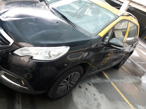 peugeot 2008 active taxi