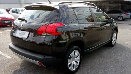 peugeot 2008 allure 1.6 16v at flexstart 2016/2017 9857