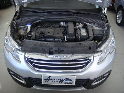 peugeot 2008 allure 1.6 16v flex 2016 automático / 30.000 km