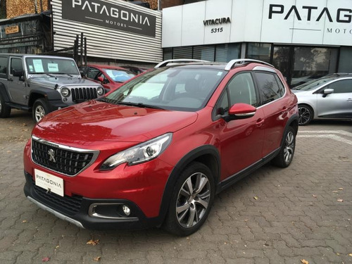 peugeot 2008 allure 1.6 blue hd 2018