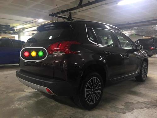 peugeot 2008 allure 1.6 flex aut. 2018 bco couro
