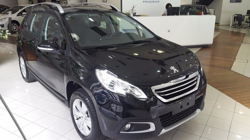peugeot 2008 allure 1.6 nafta tiptronic 2018 0km at
