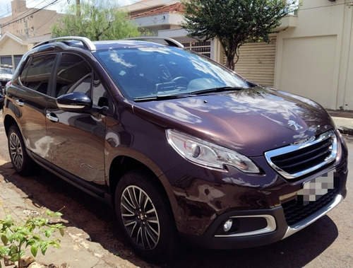 peugeot 2008 allure  motor 1.6 automático (at 6) - ano 18/18