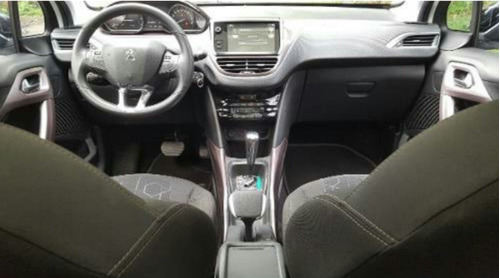 peugeot 2008 full automático 2016