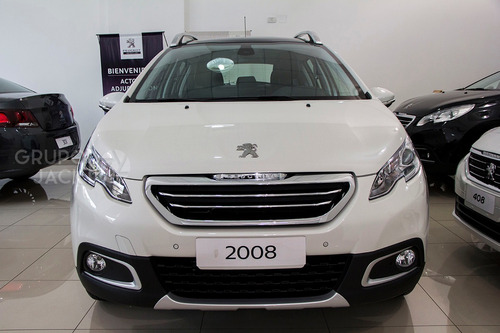 peugeot 2008 suv impecable active sin interes | lexpres