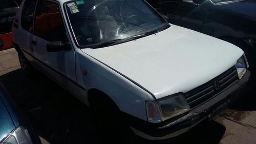 peugeot 205 modelo 97 financiamos el 100% ( aty automotores)