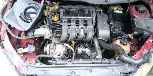 peugeot 206 1.0 16v gasolina