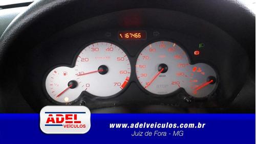 peugeot 206 1.0 quiksilver 16v gasolina 2p manual