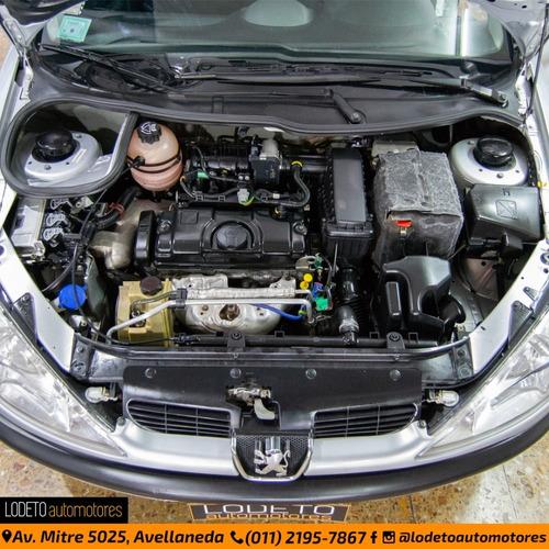peugeot 206 1.4 allure 2012 anticipo/financiacion/permuta