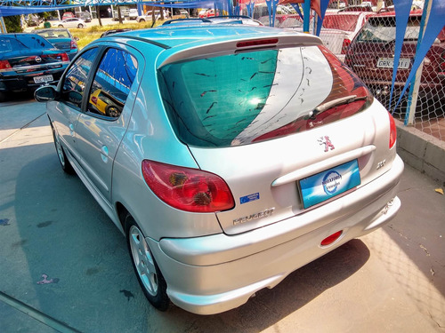 peugeot 206 1.4 feline 8v gasolina 4p manual