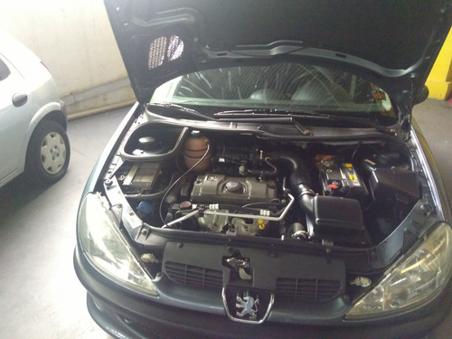 peugeot 206 1.4 presence 8v gasolina 4p manual