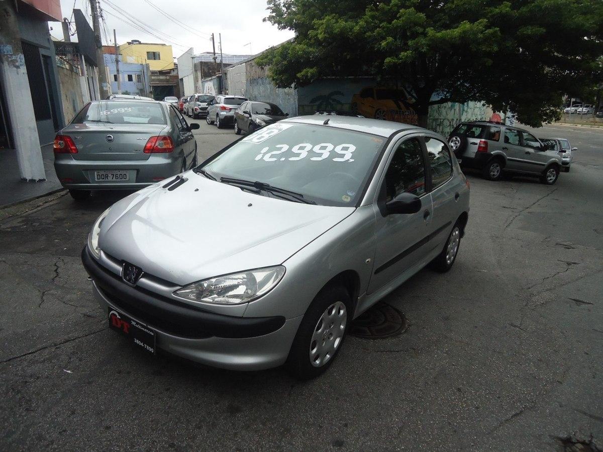 ac269650ef1d Peugeot 206 1.4 Presence Flex 5p - R  11.999 em Mercado Libre