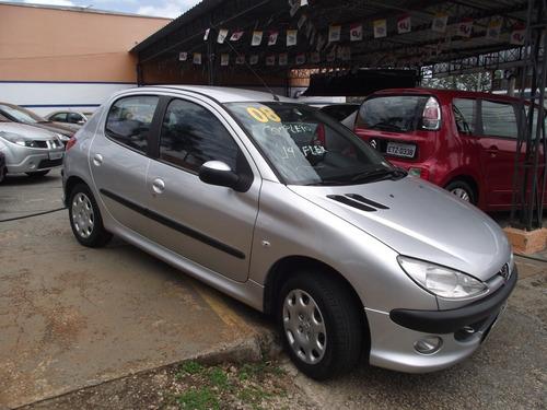 peugeot 206 1.4 presence flex 5p completinho 2008