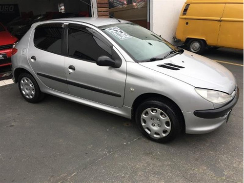 peugeot 206 1.4 sensation 8v flex 4p manual 2008/2008