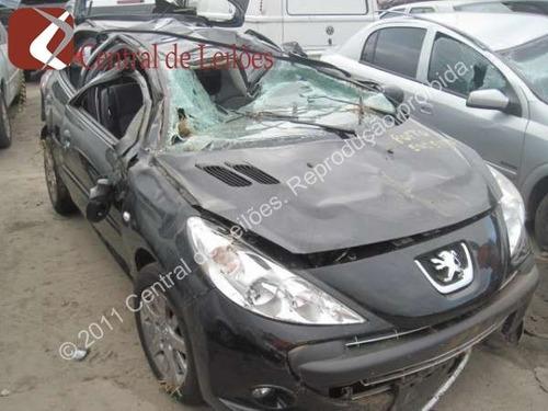 peugeot 206 1.6 16v automatico 2008 venda peças