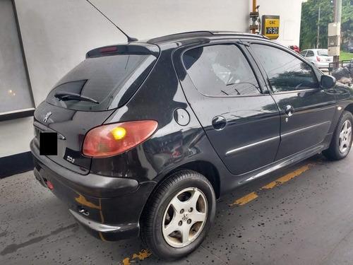 peugeot 206 1.6 nafta 5 puertas con techo automotores milena