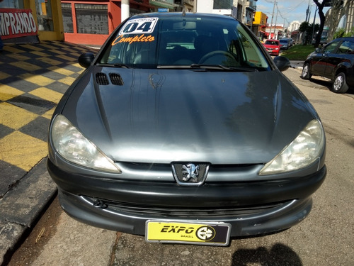 peugeot 206 1.6 selection 5p 2004 completo