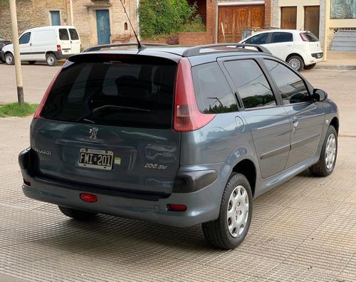 peugeot 206 1.6 sw xr confort 2006