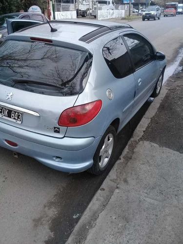 peugeot 206 1.6 xs premium 2004