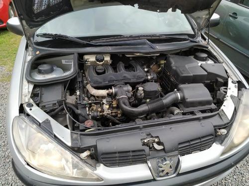 peugeot 206 1.9 5p xr diesel 2004