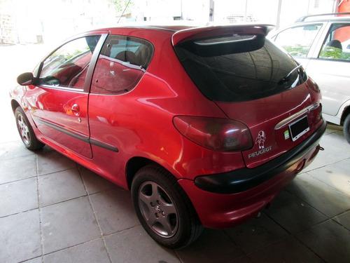 peugeot 206 1.9 diesel 2001 3 puertas 26790983