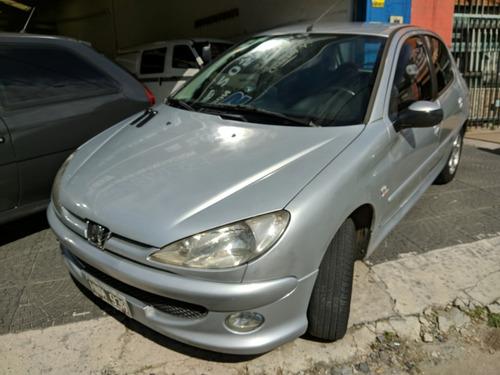 peugeot 206 1.9 xrd premium (2008)