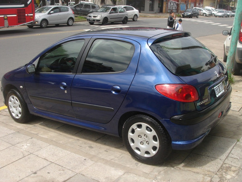 peugeot 206 1.9 xrd premium 5p 2007