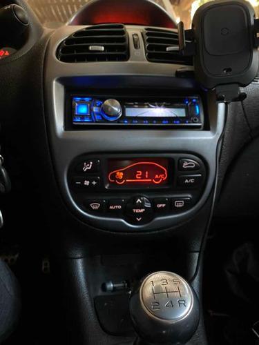 peugeot 206 2.0 hdi xs premium nav 2007